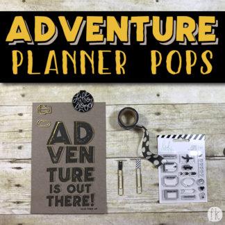 Adventure - Planner Pop - Product