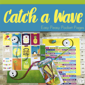 Catch A Wave Easy Peasy Kit - Featured