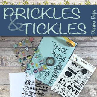 Prickles & Tickles Planner Pops - Featured