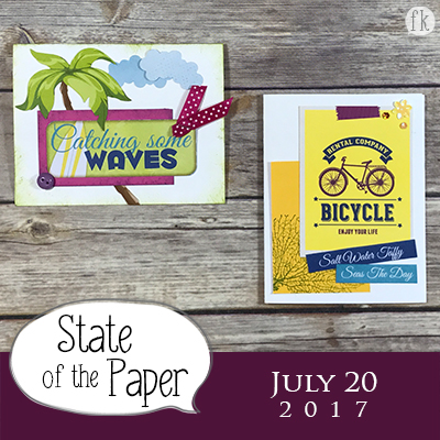 Finders Keepers' State of the Paper Address - July 20, 2017 Featured