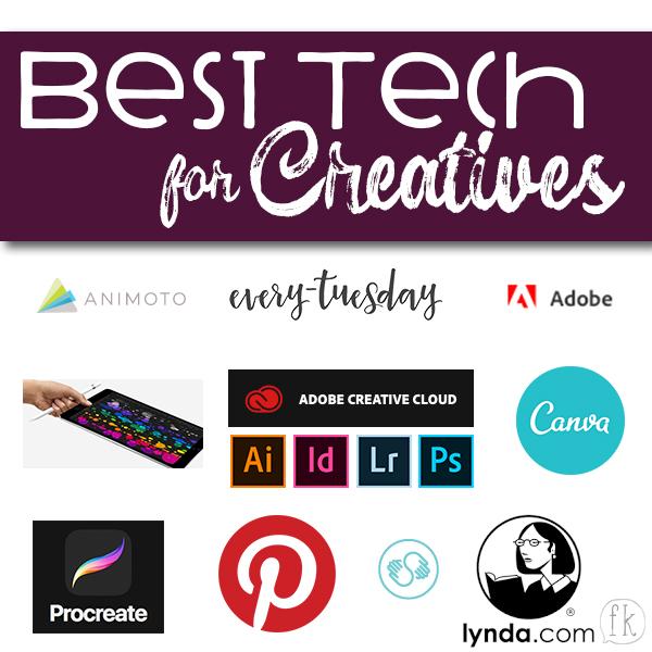 Best Tech for Creatives