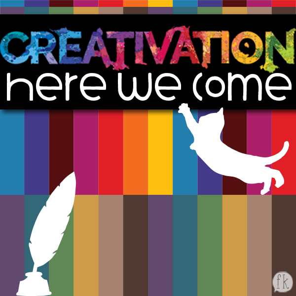 Creativation, here we come!