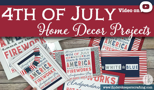 Celebrate The 4th In Style 10 Home Decor Projects For Independence Day Finders Keepers